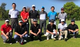 「エヌアイ・ツール ゴルフコンペ」開催報告