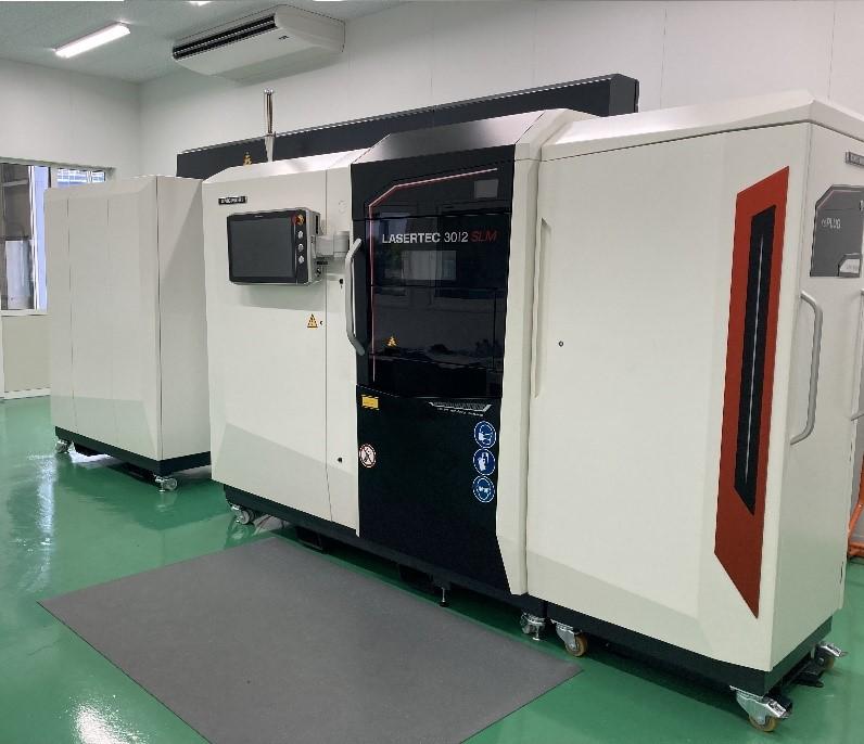 【納入事例】DMG MORI製 レーザー金属積層造形機のご紹介