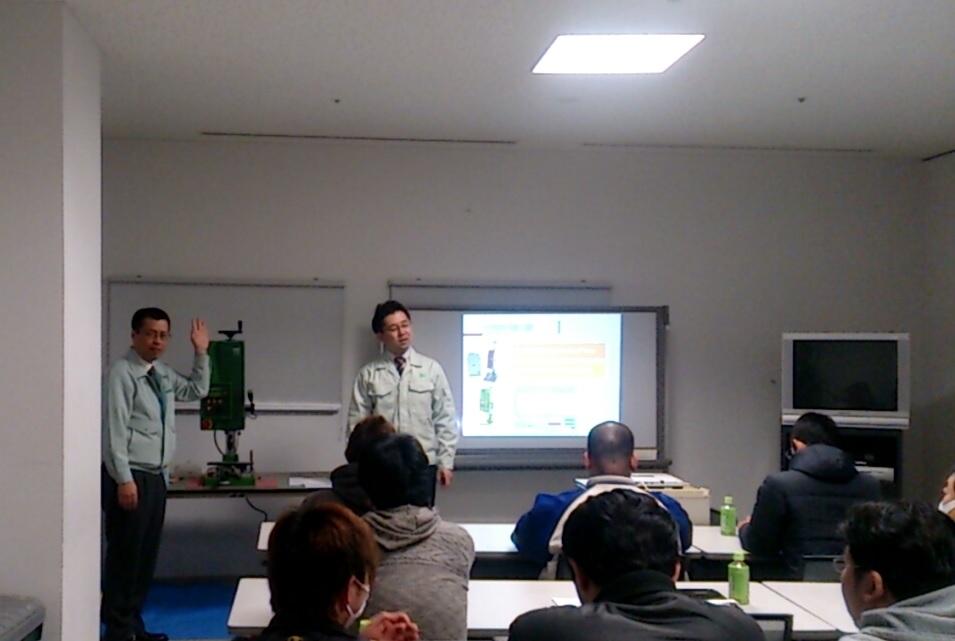3月15日「エヌアイ・ツール主催・彌満和技術講習会」の開催報告
